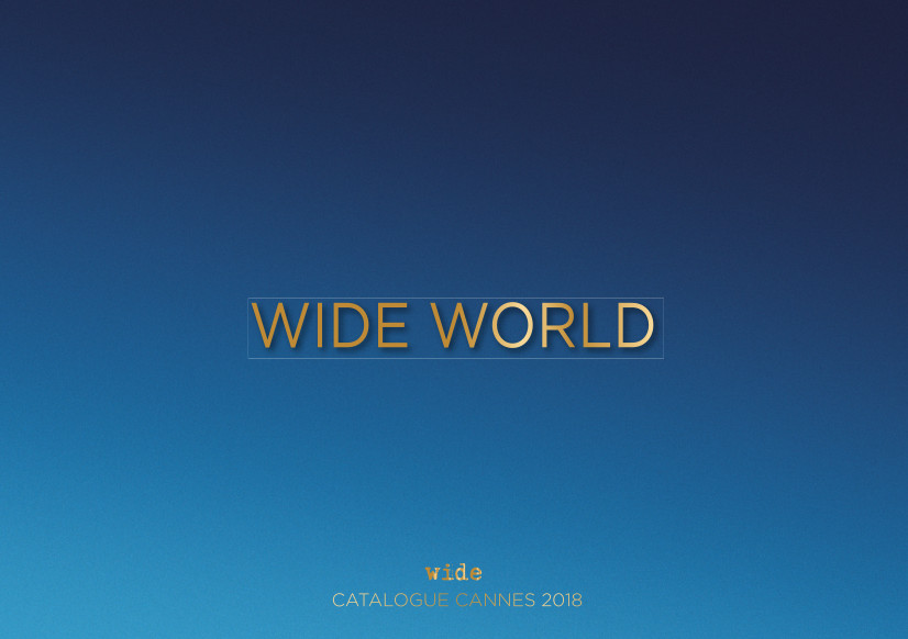 CATALOGUE CANNES 2018