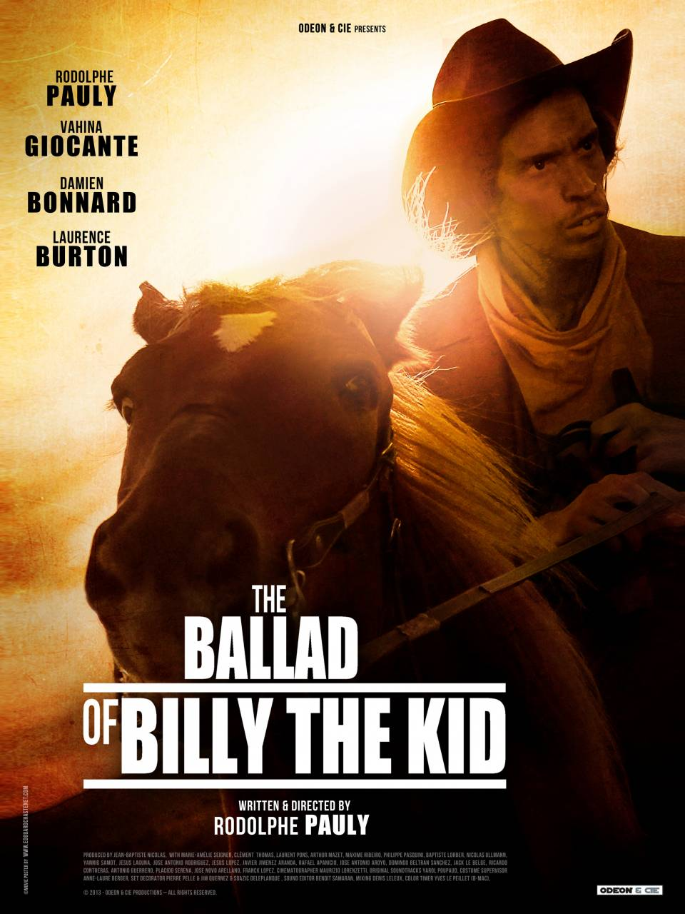 The Ballad of Billy the Kid Rodolphe Pauly