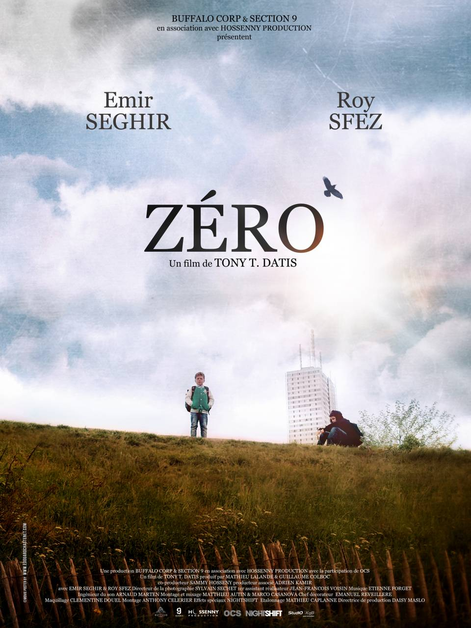 Film Zéro Tony T. Datis